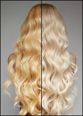 Лучшие нейтрализаторы желтизны волос. Эстель, Тоника, Концепт, Venita, Белита