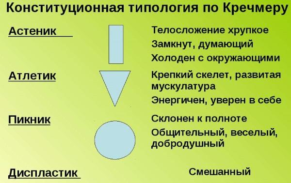 Психотипы людей. Классификация и принципы определения, тесты спецслужб, в соционике, книги