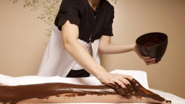 Шоколадное обертывание. Польза, рецепт, как делать для похудения в домашних условиях