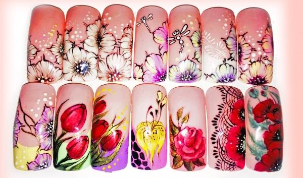 Пастельные дизайны для ногтей в маникюре. Фото, новинки 2019: матовые, форма балерина, миндаль, квадратная