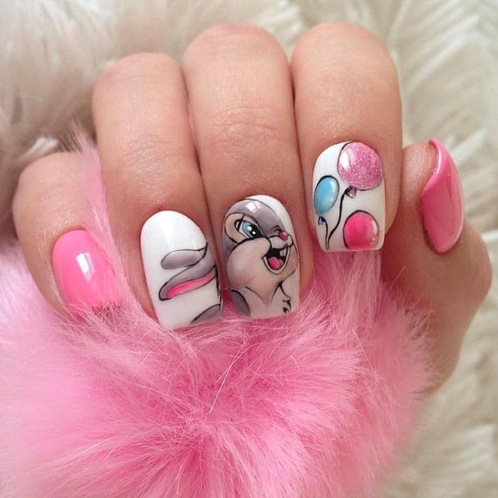 Красивые дизайны наращивания ногтей. Фото, картинки стильных техник