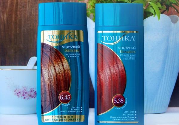 Профессиональный тоник для волос от желтизны. Палитра цветов, фото до и после, отзывы