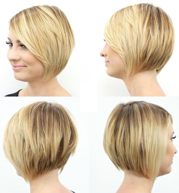 Модные стрижки на средние волосы с челкой и без. Фото, тренды 2019