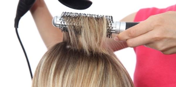 Стрижка Итальянка на средние волосы. Фото, вид спереди и сзади