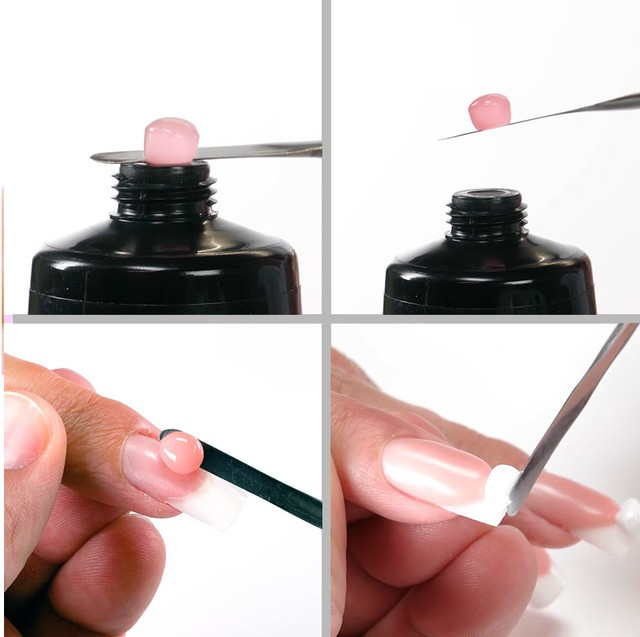 Акрил гель для наращивания ногтей. Как пользоваться, уроки для начинающих