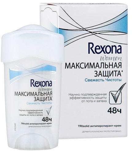 Дезодоранты от пота для женщин. Рейтинг лучших без алюминия и парабенов