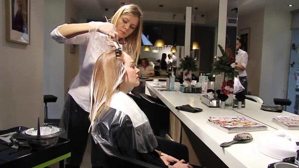 Колористика волос. Обучение с нуля для парикмахеров. Теория, смешивание красок, цветов, окрашивание