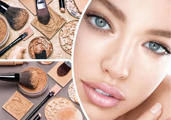Лучшая крем-пудра для лица: компактная Эйвон, Skin Weightless Powder Foundation, Max Factor