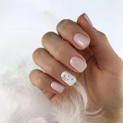 Дизайн маникюра ногтей гель-лаком 2019. Фото на короткие, длинные ногти
