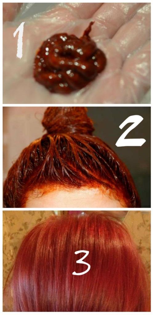 Однотонное окрашивание волос. Фото, инструкция окрашивания, краски, техника