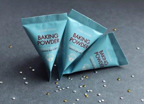 Cкраб для лица Baking Powder Etude House. Как использовать, способы применения