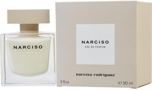 Narciso Rodriguez For Her. Описание ароматов белый, розовый, красный, черный. Цена, отзывы