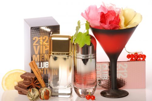 212 VIP Carolina Herrera женские духи. Описание аромата, цена, отзывы