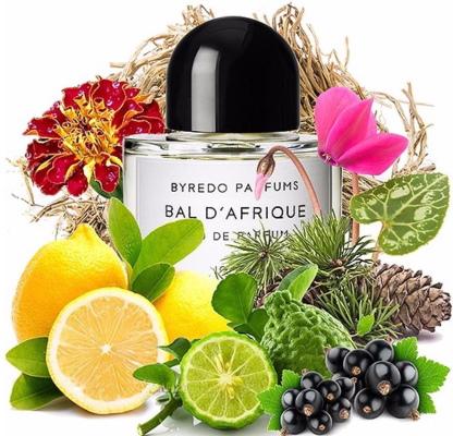 Байредо Африканский Бал (Byredo Bal D'Afrique). Отзывы, описание аромата, цена