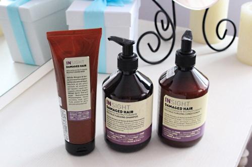 Insight (Инсайт) косметика для волос. Каталог, цены, отзывы