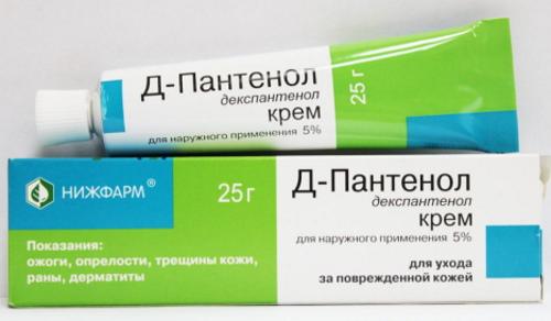 Крем с Пантенолом для лица от морщин, прыщей. Отзывы, скрабы, маски, применение при воспалениях, дерматите, псориазе, раздражении
