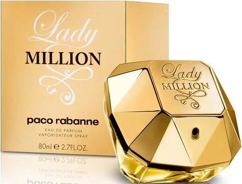 Пако Рабан Леди Миллион (Paco Rabanne Lady Million). Цена, описание аромата