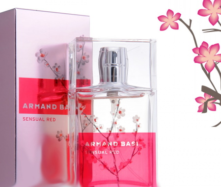 Арманд Баси Ин Ред (Armand Basi In Red). Описание аромата, отзывы, цена