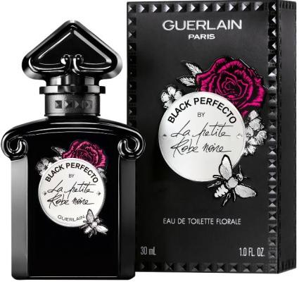 Герлен маленькое черное платье (Guerlain La Petite Robe Noir). Описание ароматов, цены