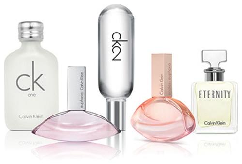 Кельвин Кляйн (Calvin Klein) туалетная вода женская: IN2U, Эйфория, Бьюти, розовая, желтая, белая. Описание, цена, фото