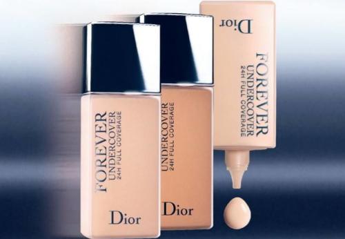 Тональный крем Диор Форевер (Dior Forever) Скин Глоу, Андерковер. Цена