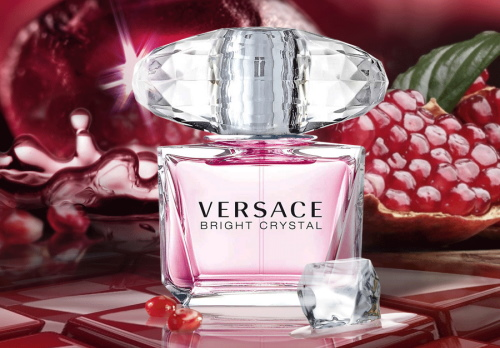 Versace Bright Crystal (Версаче Брайт Кристал). Цена, описание аромата, отзывы