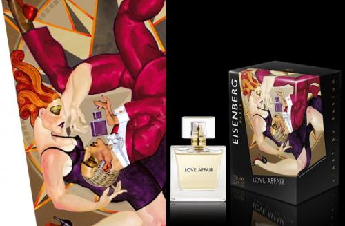 Love Affair Eisenberg (Лав Аффаир Айзенберг) для женщин. Описание, цена
