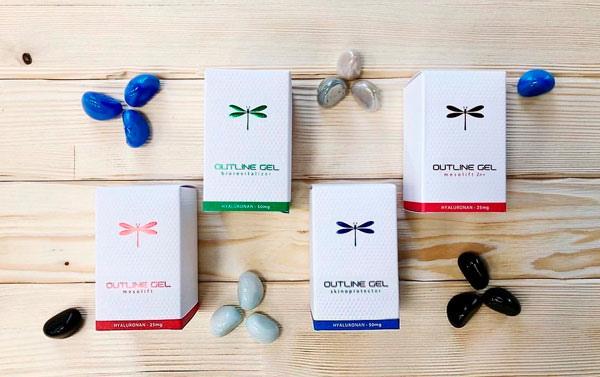 Аутлайн гель (Outline gel) для биоревитализации. Отзывы косметологов, где купить, состав, цена