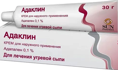 Адаклин (Adaklin) от морщин. Отзывы, как применять крем, фото до и после, цена