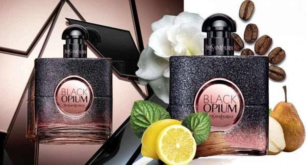 Black Opium Yves Saint Laurent (Блэк Опиум Ив Сен Лоран). Цена, описание аромата