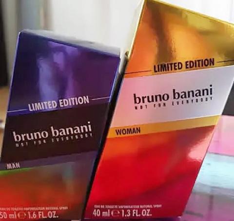 Бруно Банани (Bruno Banani) туалетная вода женская. Отзывы, цена, описание ароматов Мэджик, Денжерос, Абсолют, Пур Вумен