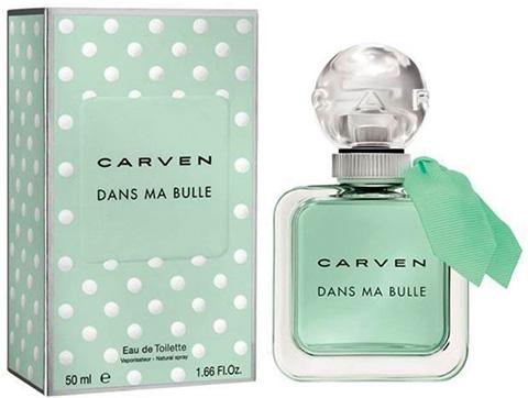 Carven Dans Ma Bulle (Карвен Данс Ма Булле). Цена, отзывы, описание, на какой аромат похож
