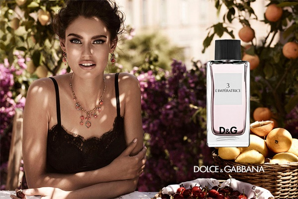 Dolce & Gabbana 3 L'Imperatrice. Цена, отзывы, описание аромата