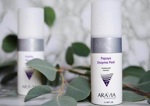 Энзимный пилинг Аравия (Aravia Professional Enzyme). Отзывы косметологов, как пользоваться