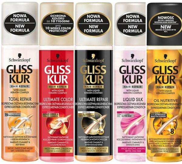 Глис Кур (Gliss Kur) экспресс-кондиционеры. Отзывы, как пользоваться, какой лучше, цена. Экстремальное восстановление, Магическое укрепление