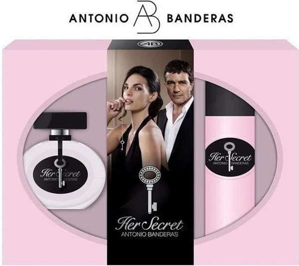 Her Golden Secret Antonio Banderas для женщин. Цена, описание аромата