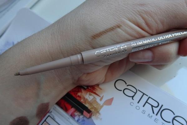Катрис (Catrice) карандаш для бровей автоматический, механический, водостойкий. Оттенки, цены