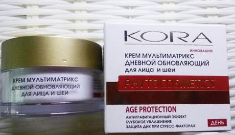 Кора (KORA) крем для лица. Отзывы, состав, где купить антивозрастной, лифтинг-овал моделирующий, увлажняющий