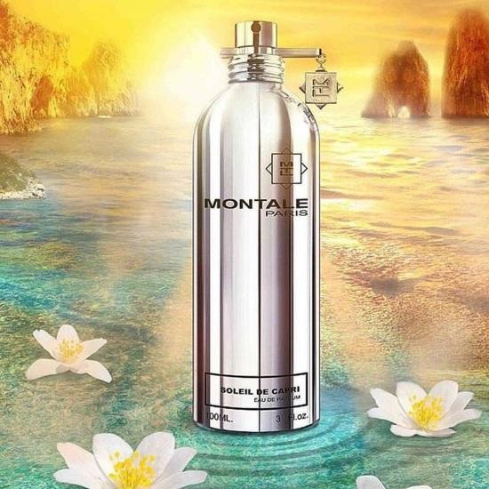 Монталь Солнце Капри (Montale Soleil De Capri). Отзывы, описание аромата, где купить духи