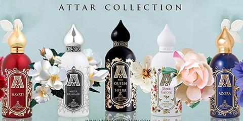 Муск Кашмир Аттар Коллекшн (Musk Kashmir Attar Collection). Отзывы, описание, фото, цена