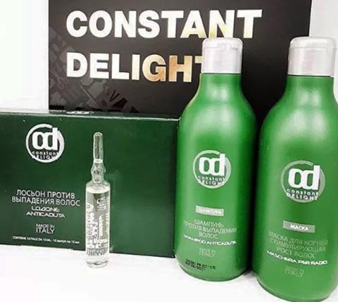 Шампунь Констант Делайт (Constant Delight). Отзывы, каталог, для окрашенных волос с кератином, аргановым маслом, минералами, бивалентный