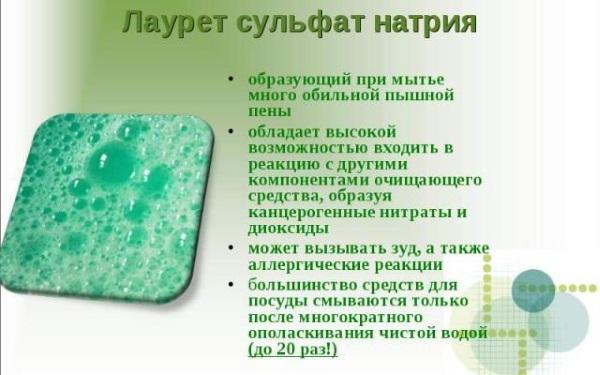 Sodium coco-sulfate (натрий кокосульфат). Что это такое в шампуне, косметике, зубной пасте, вред