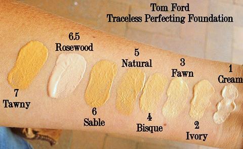 Том Форд (Tom Ford) тональный крем. Где купить, цены, оттенки для жирной, сухой кожи