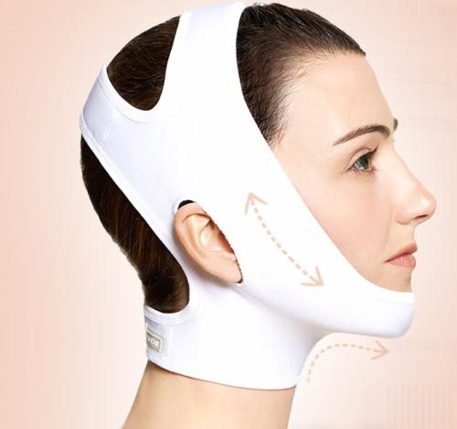 Бандаж для лица. Отзывы, где купить, как носить от второго подбородка, для коррекции овала, подтяжки