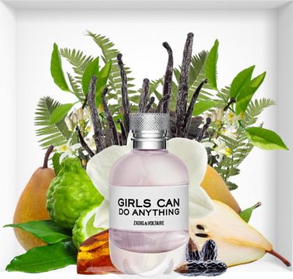 Girls Can Do Anything парфюм. Цена, отзывы, описание аромата