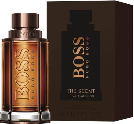 Hugo Boss The Scent For Her (Хьюго Босс Зе Сент Фо Хе). Отзывы, цена, описание аромата