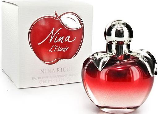 Nina Ricci Nina (Нина Ричи Красное яблоко). Цена 30-50-80 мл Рив Гош, Летуаль, отзывы, описание, фото