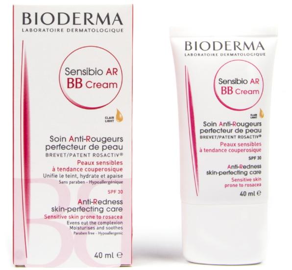 Биодерма Сенсибио АР (Bioderma Sensibio AR) крем. Инструкция по применению, аналоги, отзывы, цена