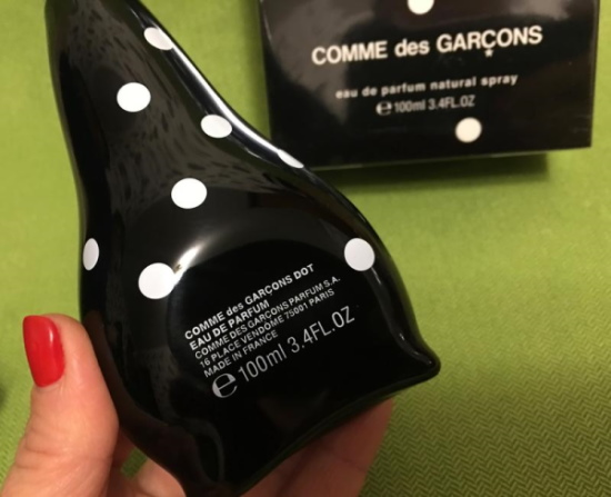 Comme Des Garcons (Коме Де Гарсон) духи женские. Отзывы, цена