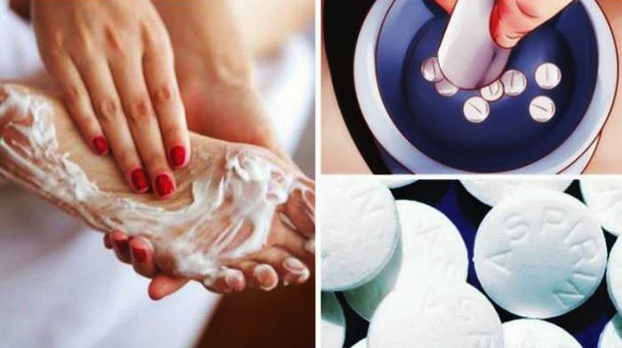 Как отпарить пятки эффективно, быстро с перекисью водорода, содой, аспирином в домашних условиях